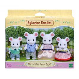 Alltoys Rodina Marshmallow myšky