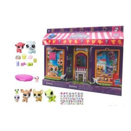 Alltoys Hasbro Littlest Pet Shop mega set