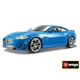 Bburago Bburago 1:24 Jaguár XKR-S Metallic Blue 18-21063