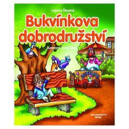 Brána Bukvínkova dobrodružství - Helena Šťastná