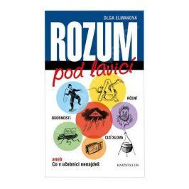 Knižní klub Rozum pod lavicí - 2. vydání
