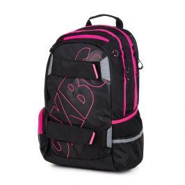 Karton P+P Karton P+P Studentský batoh OXY Sport BLACK LINE pink