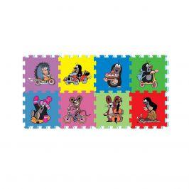 HM studio Pěnové puzzle krtek 30x30 8ks