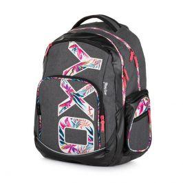 Karton P+P Karton P+P Studentský batoh OXY Style Flowers