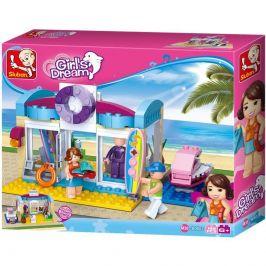 Sluban Sluban Girls Dream Holidays M38-B0603 Obchod pro vodní sporty