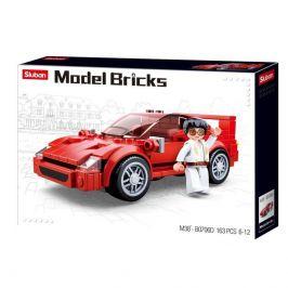 Sluban Sluban Model Bricks M38-B0706D Italský sporťák