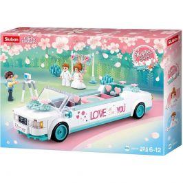 Sluban Sluban Girls Dream M38-B0767 Svatební limuzína